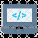 Script Code Coding Icon