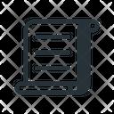 Script Announcement Letter Icon