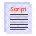 Content Script Document Icon
