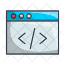Script Page Layout Icon