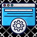 Script Optimization Website Optimization Optimization Icon