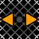 Scroll Swipe Right Icon