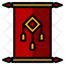 Scroll Lucky Charm Banner Icon
