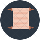 Scroll Letter Letter Paper Icon