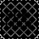 Scroll lock Icon