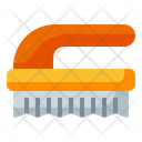 Scrub Brush Brush Wash Icon
