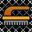 Scrub Brush Brush Wash Icon