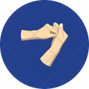 Scrub Hand Icon