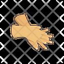 Scrub Hands Icon