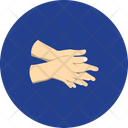 Scrub Hands Icon