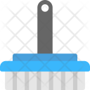 Scrubber Brush Cleaning Icon