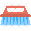 Scrubbing Brush Icon