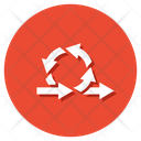 Scrum Agile Methodology Icon
