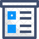Scrum Board Package Drawer Icon