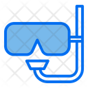 Scuba Diving Water Icon