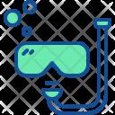 Scuba Diving Activity Icon