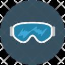 Scuba Diving Glass Icon