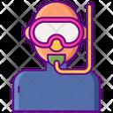Scuba Dive Icon