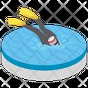 Scuba Diver Icon