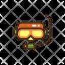 Scuba Diving Icon