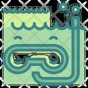 Scuba Diving Scuba Diving Icon