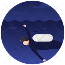 Scuba Diving Underwater Diving Scuba Diver Icon