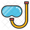 Scuba Diving Mask Icon