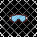 Scuba Glasses Icon