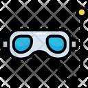 Diving Goggles Scuba Icon