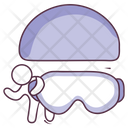 Scuba Mask Diving Mask Face Mask Icon