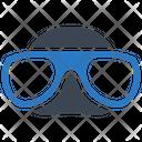 Diving Scuba Mask Icon