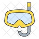 Scuba Mask Diving Mask Diving Icon