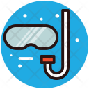 Scuba Mask Diving Mask Icon