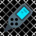 Scuba measurement Icon