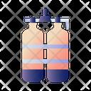 Scuba O 2 Tank Icon