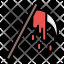 Scythe Grim Reaper Reaper Icon