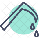 Scythe Axe Evil Icon