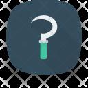 Scythe Halloween Weapon Icon