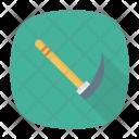 Scythe Halloween Tool Icon