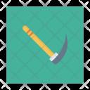 Halloween Scythe Tool Icon