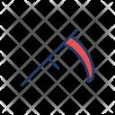 Scythe Tool Reaper Icon