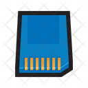 Sd Card Card Cartridge Icon