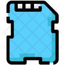 Card Memory Hardware Icon