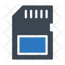 Sd Chip Card Icon