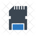 Sd Memory Card Icon