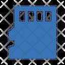 Sd Card Memory Icon