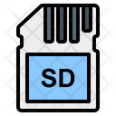 Memory Storage Drive Icon