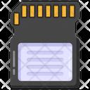 Memory Card Sd Card Storage Card Icon