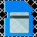 Sd Card Icon