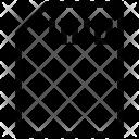 Data Transfer Storage Icon